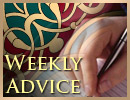 Weekly Islamic Advice