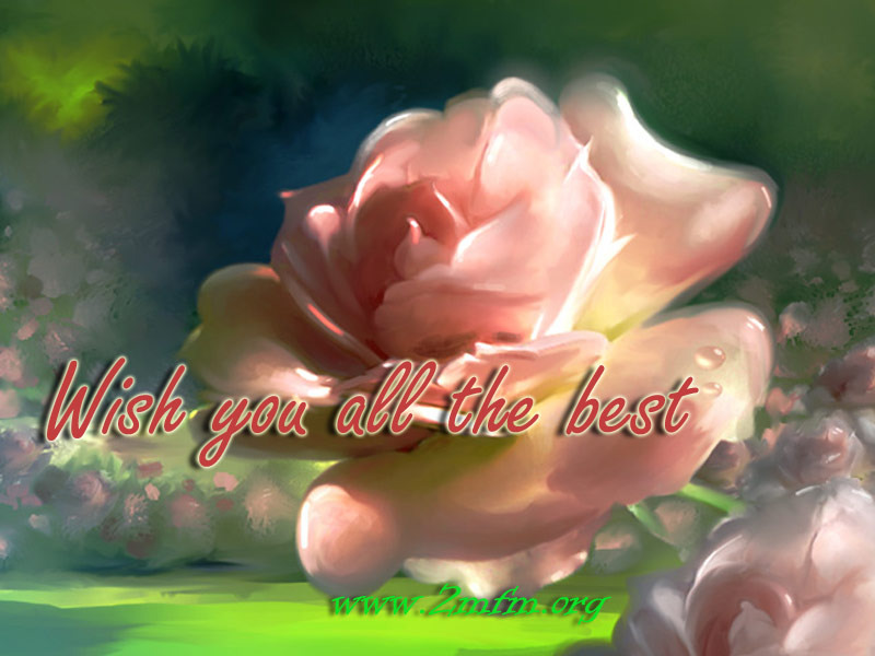 Wish you the best quotes like success for All the very best images